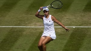 Barty looking to create more Aussie history at SW19