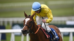 Epona Plays won the Lanwades Stud Stakes earlier this year