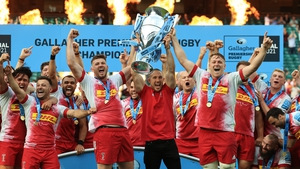 Harlequins won their first Premiership title since 2012 with a dramatic win over reigning champions Exeter Chiefs