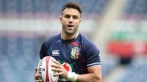 Conor Murray has been named British and Irish Lions captain after Alun Wyn Jones was forced to withdraw