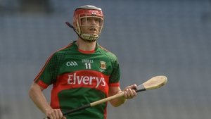 Keith Higgins struck a late goal for Mayo in their win over Donegal