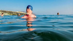 The benefits of sea swimming