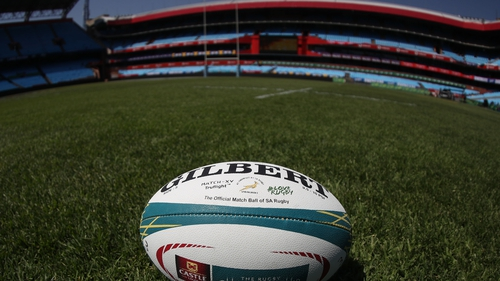 South Africa are due to face Georgia in Pretoria on Friday