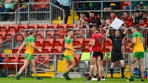 The Donegal captain was substituted in the first-half against Down with what appeared to be a hamstring issue during his side's 2-25 to 1-12 victory on Sunday