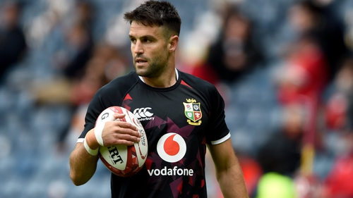 Conor Murray will captain the Lions