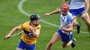Tony Kelly hit 1-12 of Clare's total this afternoon