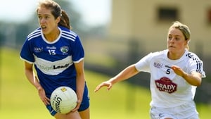 Mo Nerney in action against Kildare's Lauren Murtagh