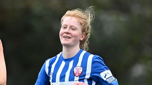 Aoife Cronin hit a brace for Treaty this afternoon