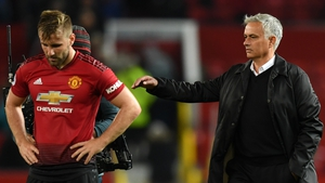 Luke haw admitted his relationship with former boss Jose Mourinho was poor