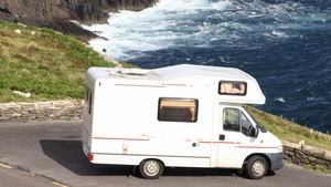 The number of caravans  and campervans licensed in the first half of 2021 was over 79% higher than the same time in 2019