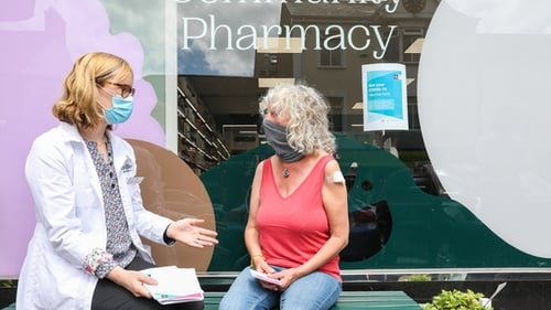 Pharmacists are prevented from giving spare J&J doses to younger age cohorts