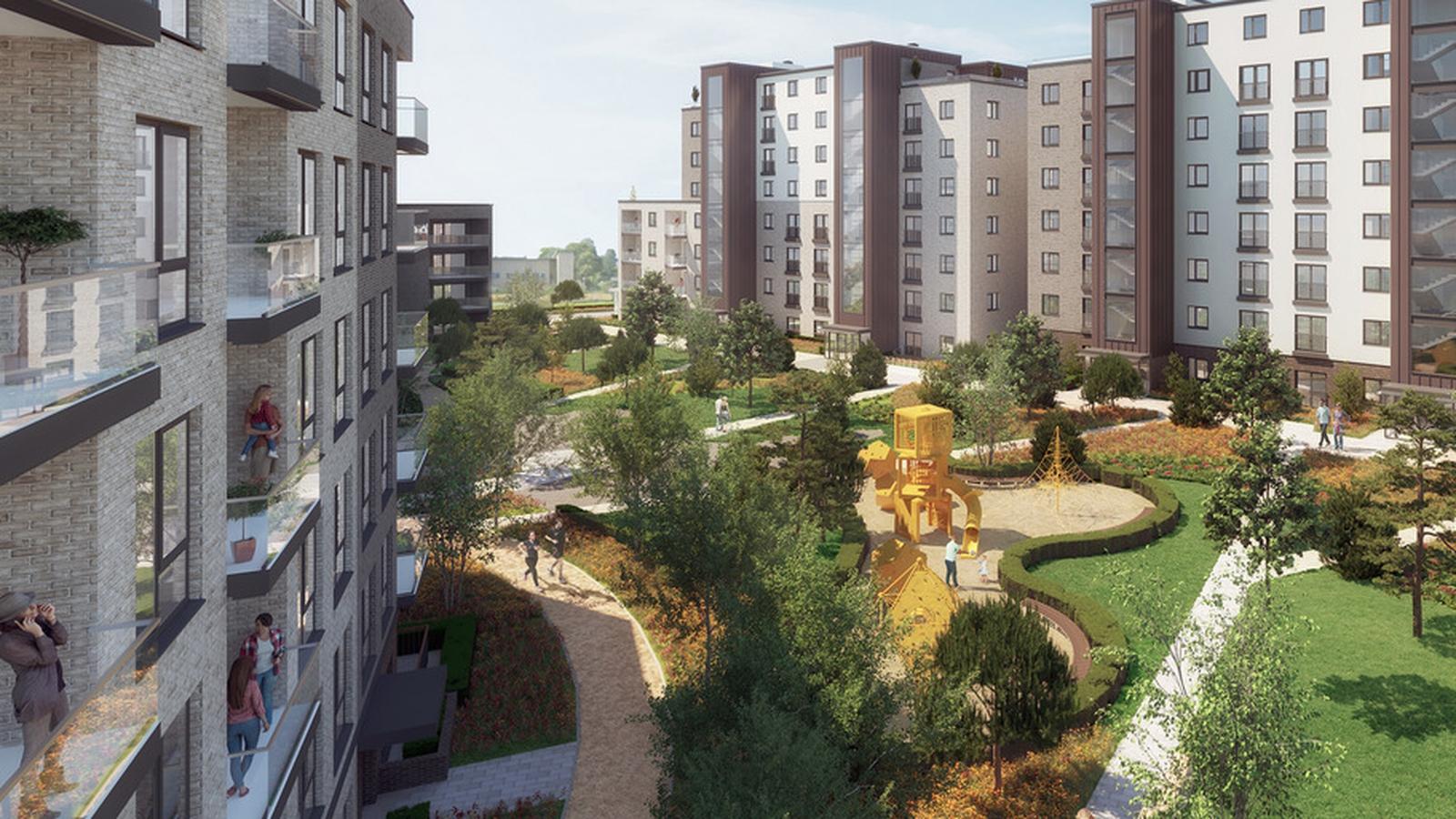 Permission refused for Dublin condominium advanced plan