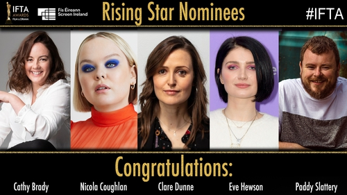 Congratulations to the nominees