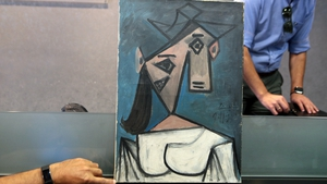 """Pablo Picasso gifted """"Head of a Woman"""" to Greece in 1949"""