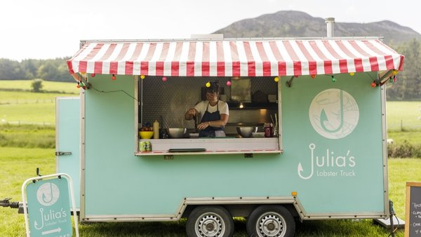 Julia's Lobster Truck: 'People want to treat themselves'