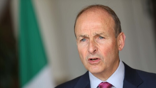 Micheál Martin said that the role of NPHET and the vaccine taskforce will be transitioned into the normal functions of the Department of Health and the HSE