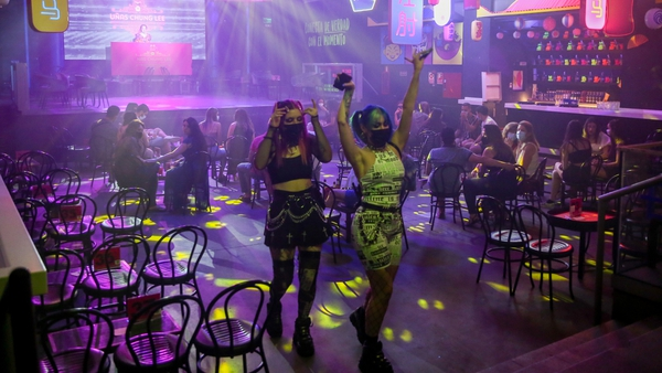 Clubs in Madrid are now allowed to open until 3am
