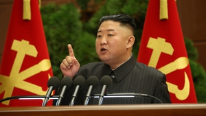 Kim Jong Un has made rare references to the hardship in recent months