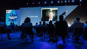 Elon Musk addressed the Mobile World Congress in Barcelona by video