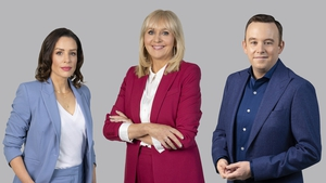 Sarah McInerney, Miriam O'Callaghan and Fran McNulty