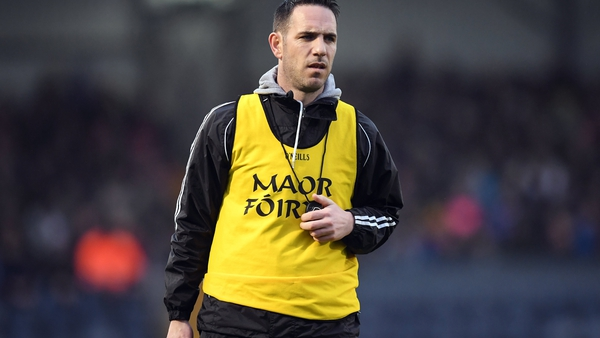 The new Kerry U-20 has already coached a few of the current senior squad