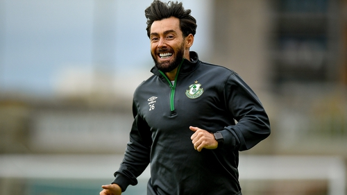 Richie Towell will face his former side