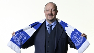 Rafael Benitez is the new Everton manager