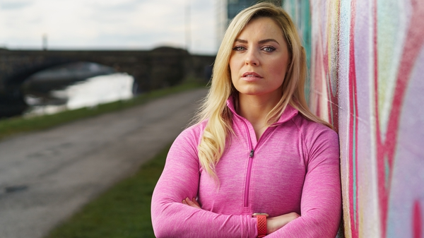 Anna Geary presents the two-part documentary Why Girls Quit Sport