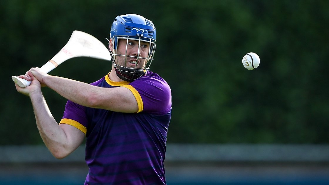Image - Matthew Collins in championship action for Kilmacud Crokes last year