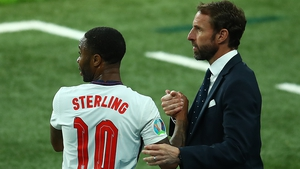 The Man City player has bagged three goals so far at Euro 2020