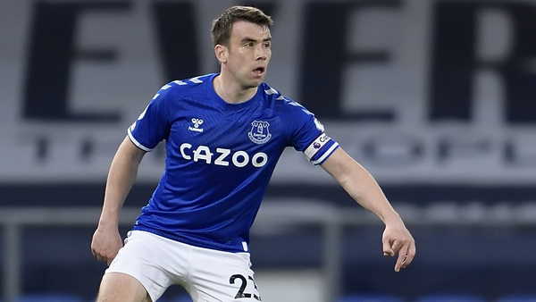 """Seamus Coleman: """"Some of the banners weren't ideal but I think that's a small minority."""""""