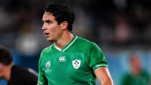 Joey Carbery starts in Dublin
