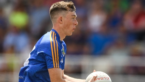 Matthew Ging's introduction swung the game in Wicklow's favour