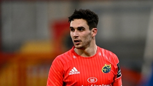 Carbery returns to the international fold after rebuilding his match fitness with Munster