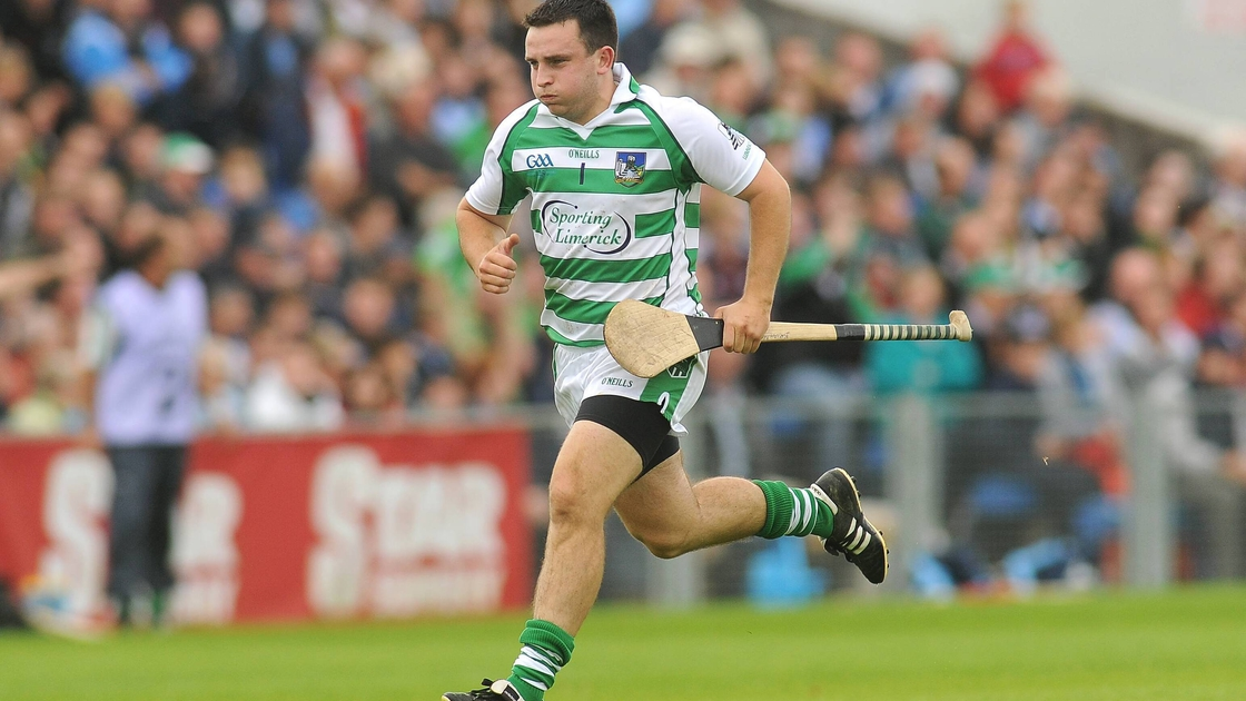 Image - Brian Murray during his time as Limerick No 1