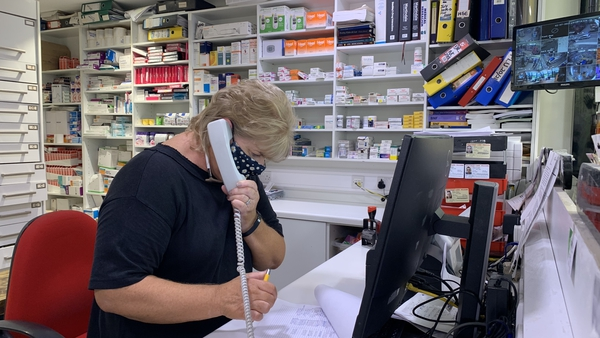 One pharmacy in Galway has taken more than 300 bookings for Janssen jab