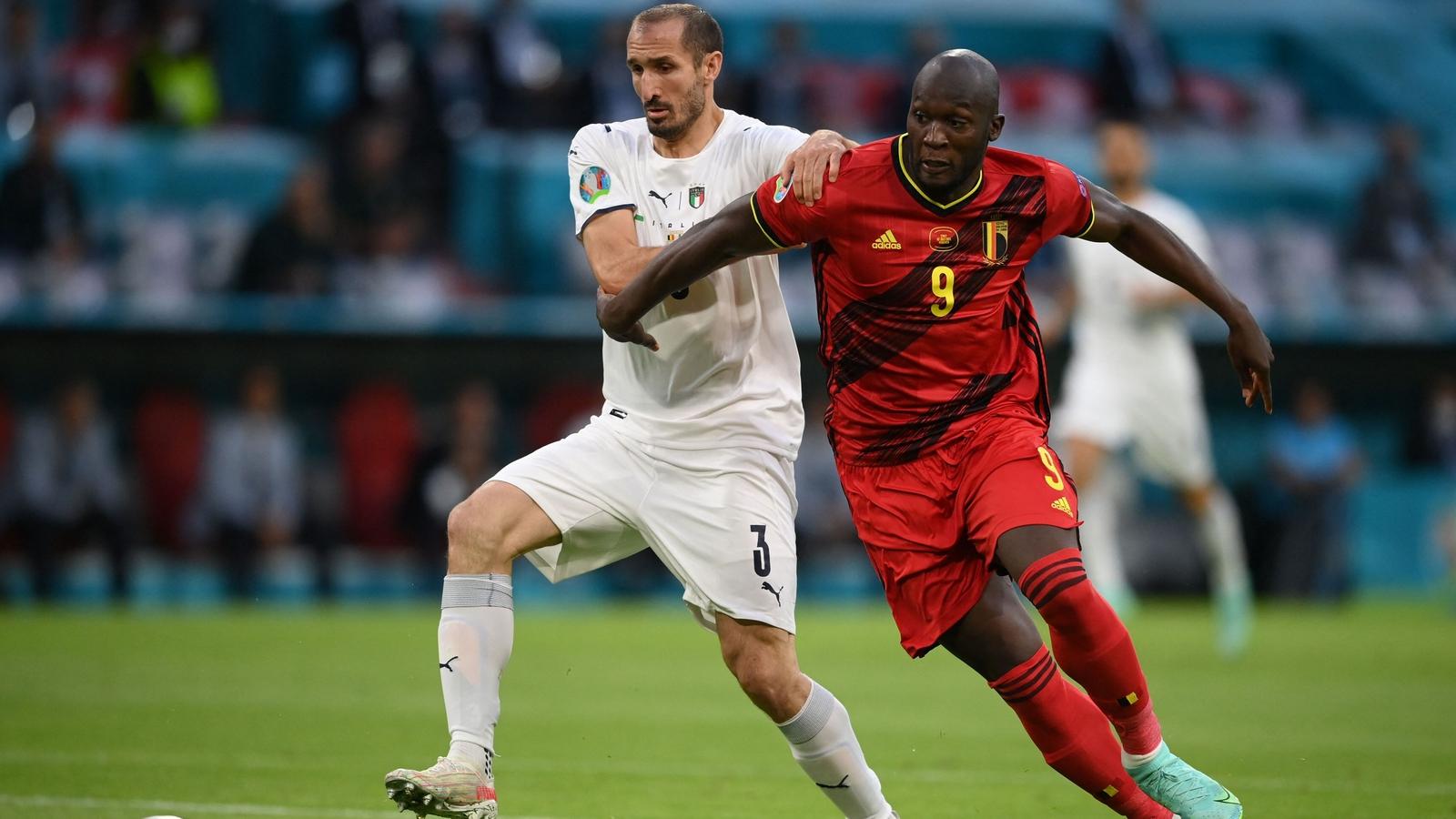 Euro 2020 recap: Belgium 1-2 Italy