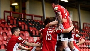 Derry City took all three points at home