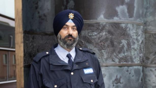 Reserve Garda Ravinder Singh Oberoi