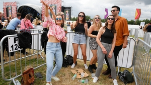 The music fans were in pods of four to six people Photo: RollingNews.ie