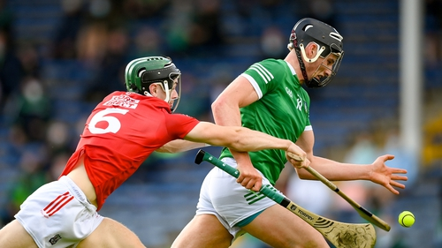 Gearoid Hegarty found his range in the second half as Limerick got the better of Cork