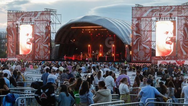 More than 3,500 people attended the concert on the Royal Hospital Kilmainham grounds (Pics: Rolling News)