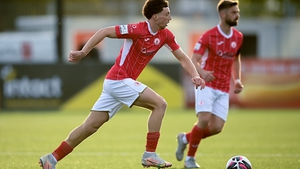 Jordan Gibson was the match-winner for Sligo Rovers