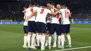 England players are determined to reach the final at Wembley