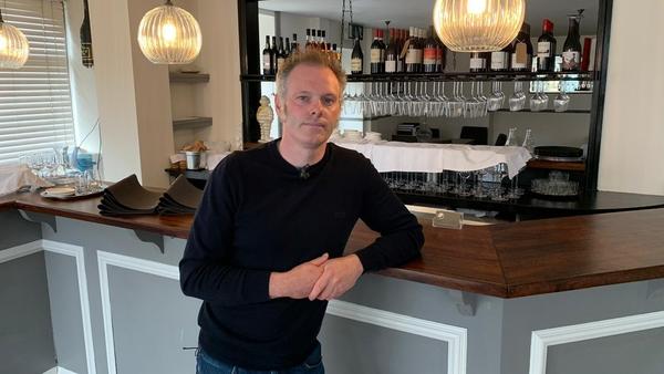 Paul McDonald had been looking forward to re-opening Bastion tomorrow