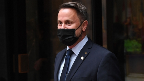 Xavier Bettel is to stay in hospital for 24 hours as a precautionary measure