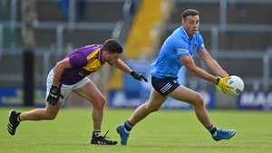 Costello kicked seven points for Dublin