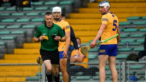 James Owens was at the centre of a controversial call in Limerick