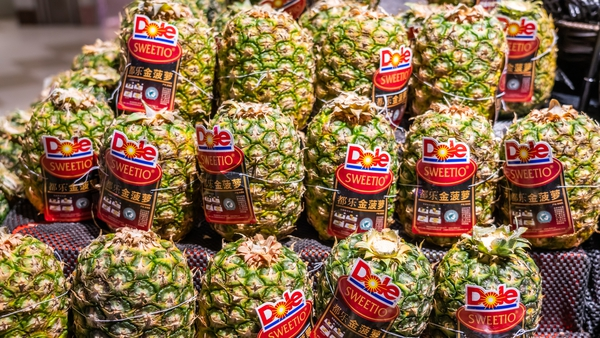 The combination of Dole Foods and Ireland's Total Produce will create the biggest fresh fruit and vegetable supplier in the world