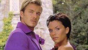 David and Victoria Beckham, image via David Beckham/Instagram